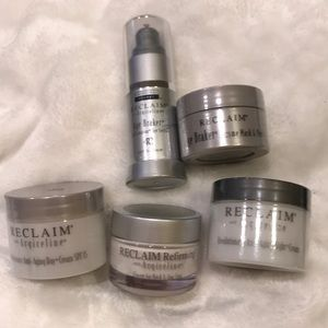 Reclaim skin care products brand new with selling